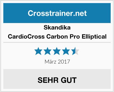 Skandika CardioCross Carbon Pro Elliptical Test