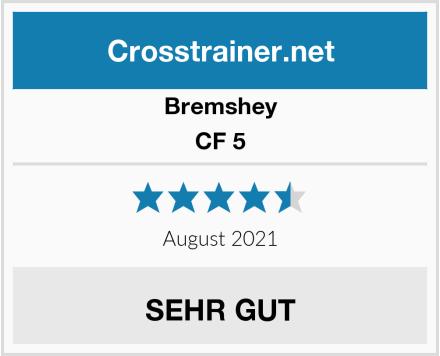 Bremshey CF 5 Test