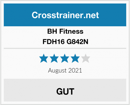 BH Fitness FDH16 G842N Test