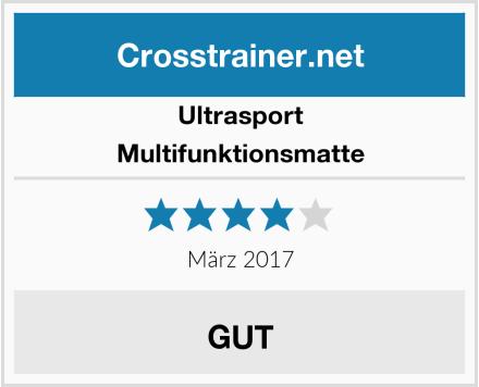 Ultrasport Multifunktionsmatte Test