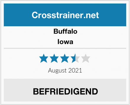 Buffalo Iowa Test