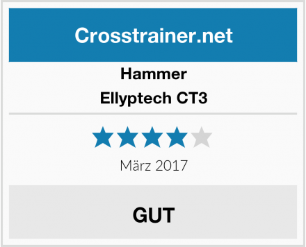 Hammer Ellyptech CT3 Test