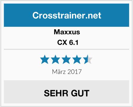 Maxxus  CX 6.1 Test