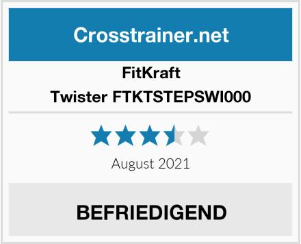 FitKraft Twister FTKTSTEPSWI000 Test