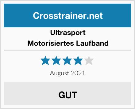 Ultrasport Motorisiertes Laufband Test
