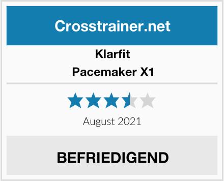 Klarfit Pacemaker X1 Test