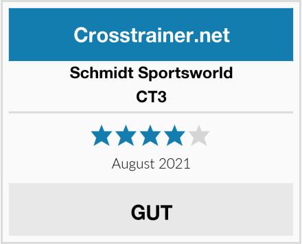 Schmidt Sportsworld CT3 Test