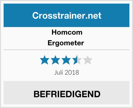 Homcom Ergometer  Test