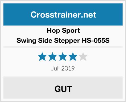 Hop-Sport Swing Side Stepper HS-055S Test
