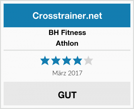 BH Fitness Athlon Test