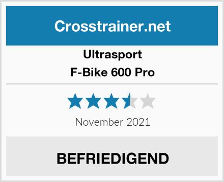 Ultrasport F-Bike 600 Pro Test
