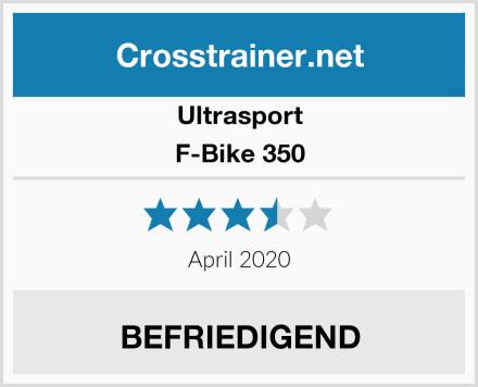Ultrasport F-Bike 350 Test