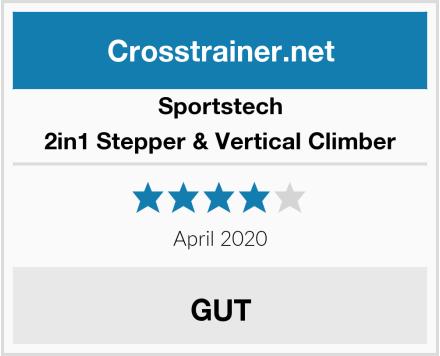Sportstech 2in1 Stepper & Vertical Climber Test
