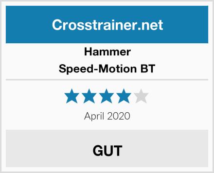 Hammer Speed-Motion BT Test