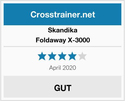 Skandika Foldaway X-3000 Test