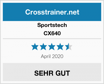 Sportstech CX640 Test