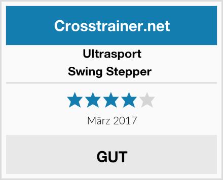 Ultrasport Swing Stepper  Test
