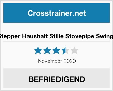 Fitness Stepper Haushalt Stille Stovepipe Swing-Stepper Test