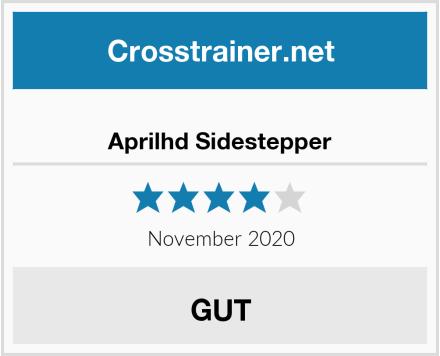 Aprilhd Sidestepper Test