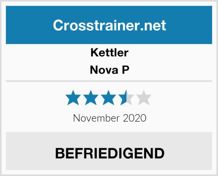 Kettler Nova P Test