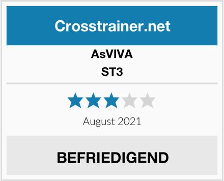 AsVIVA ST3 Test