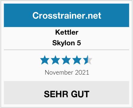 Kettler Skylon 5 Test