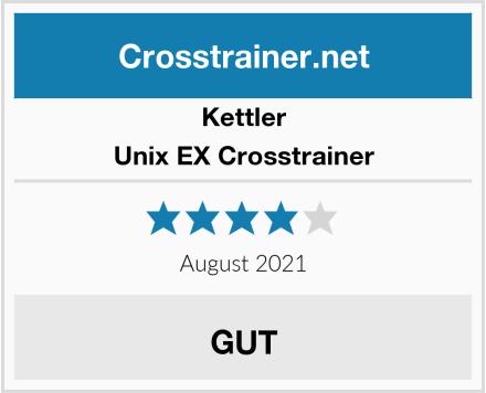 Kettler Unix EX Crosstrainer Test