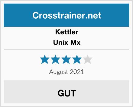 Kettler Unix Mx Test