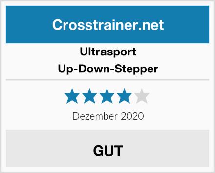 Ultrasport Up-Down-Stepper Test