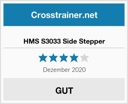 HMS S3033 Side Stepper Test