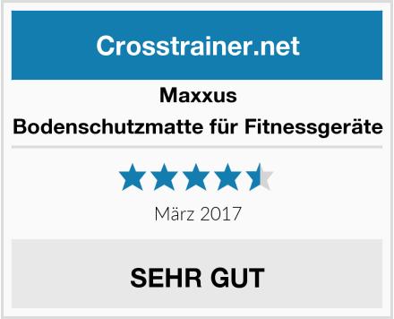Maxxus Bodenschutzmatte für Fitnessgeräte Test