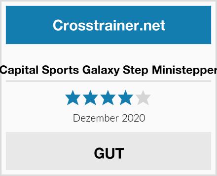 Capital Sports Galaxy Step Ministepper Test