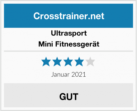 Ultrasport Mini Fitnessgerät Test