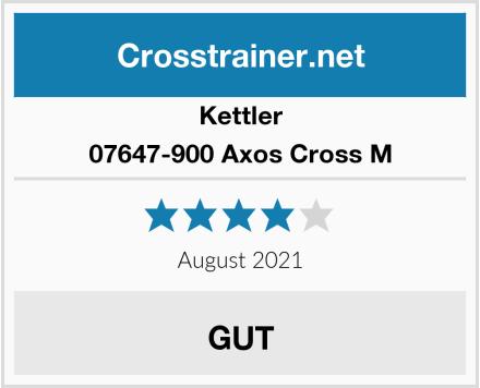 Kettler 07647-900 Axos Cross M Test