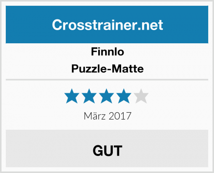 Finnlo Puzzle-Matte Test