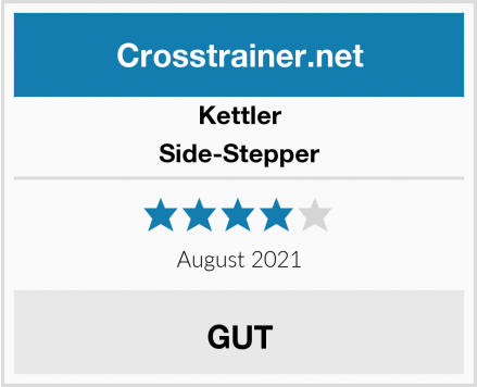 Kettler Side-Stepper Test