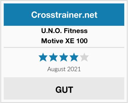 U.N.O. Fitness Motive XE 100 Test
