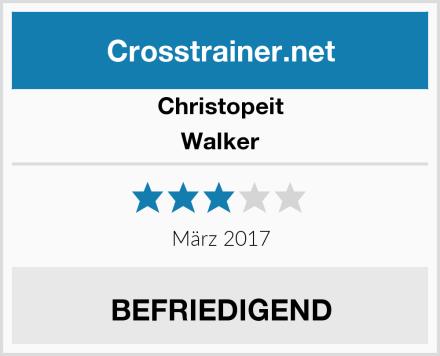 Christopeit Walker Test