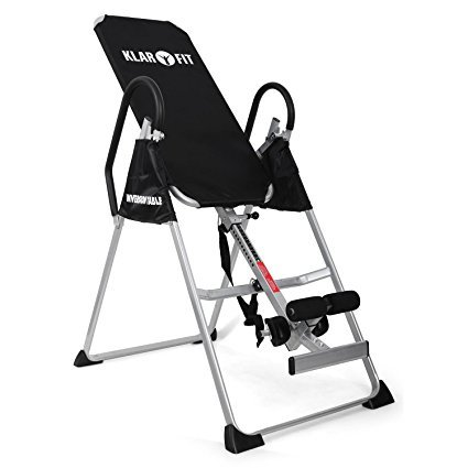 Klarfit Inversionsbank Hang-Up Rückentrainer