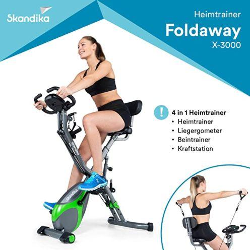 Skandika Foldaway X-3000